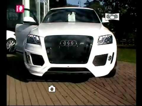 Stafford Audi Video Stocklist New Abt Audi Q5 2 0tdi S