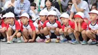 2015/9/27 『幼保連携型ささべ認定こども園大運動会』