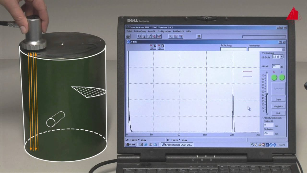 ultrasonic testing Ultrasonic testing for concrete includes pulse velocity testers, pundit lab, pulse echoing imaging, cross hole ultrasonic, foundation testers and impact echo.