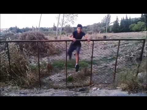 Turkish Parkour freerunning video