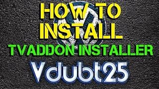 [ How-To ] - Add tvaddon Installer and install addons from it ( IE, Castaway )