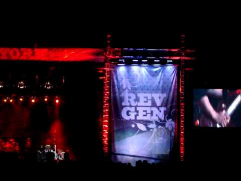Ben Kasica - Skillet - Guitar Solo - RevGen 2010