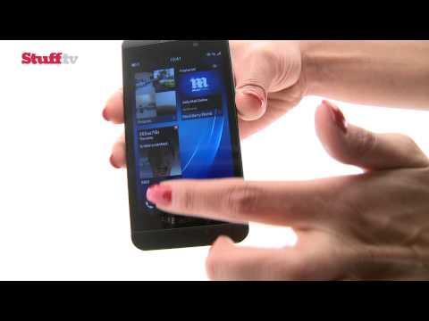 Download Manual Blackberry Z10
