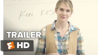 Miss Stevens Official Trailer 1 (2016) - Lily Rabe Movie