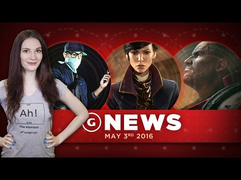 Dishonored 2 Release Date Announced; Dawn of War 3 Coming! - GS Daily News