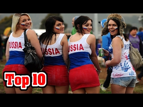 Top 10 Interesting Facts About Mother Russia
