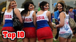 Top 10 AMAZING Facts About MOTHER RUSSIA