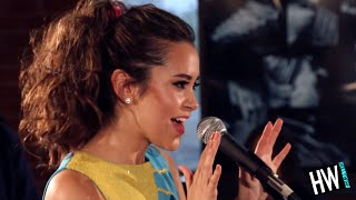Megan Nicole 'Fun' LIVE Acoustic   Hollywire Sessions