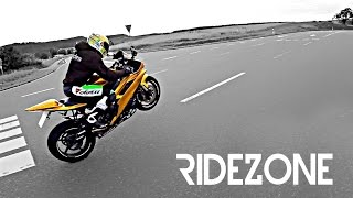 Yamaha R6 Gold Special