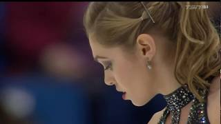 Alaine Chartrand 2019 Canadian Tire National Skating Championships - SP