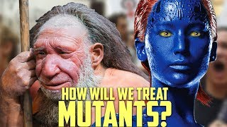 How Will Humanity React to Xmen Mutants in Real Life?