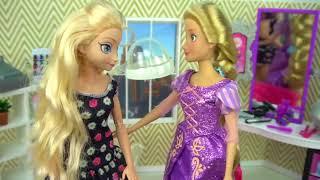 Nieuwe Barbie Pop Kapsalon - Speel Schoonheidssalon Haar Wassen, Knippen En Vlechten