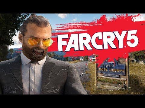 Far Cry 5 - LE PLUS MAUVAIS FAR CRY