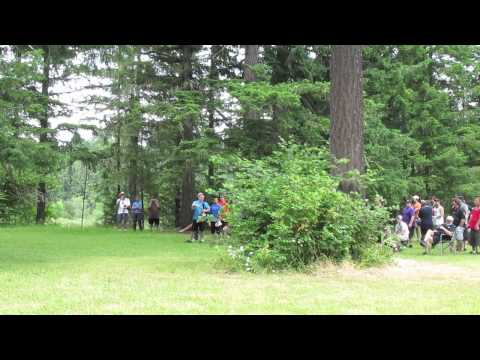 Disc Golf Beaver State Fling 2011 13 To 18 Mov