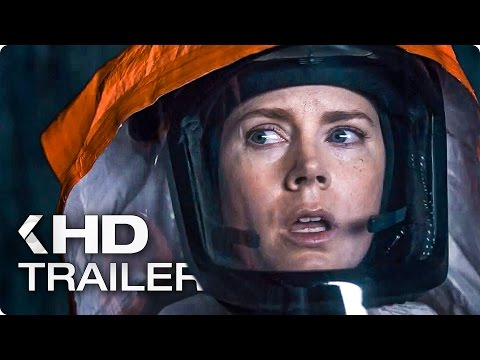 Arrival Official Trailer 1 (2016) - Amy Adams Movie - YouTube