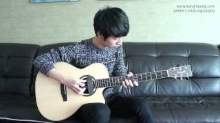 (Carly Rae Jepsen) Call_Me_Maybe - Sungha Jung