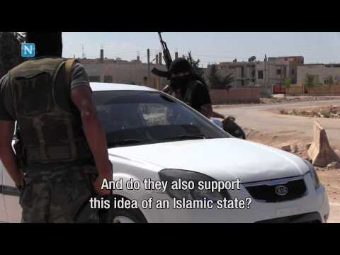 A report from inside a battalion of European Jihadists in Syria (English subtitels)