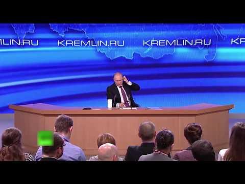 Путин и переводчик. Новые подробности