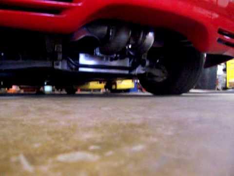 Hinson Motorsports C5 Street Race 1500 Hp Rear Turbo