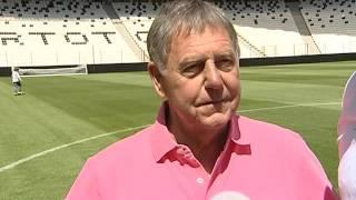 Gordon Milne ve Ian Wilson Vodafone Arena'yı Ziyaret Etti