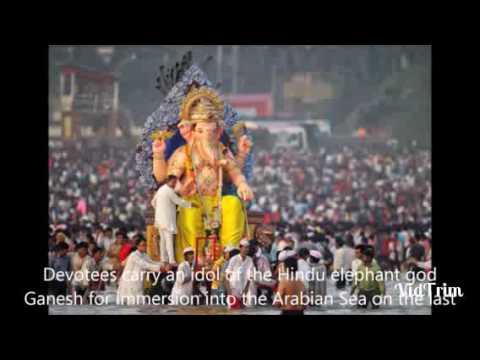 Perfect Ganesh ji Aarti and thal edit bye Mali mihir