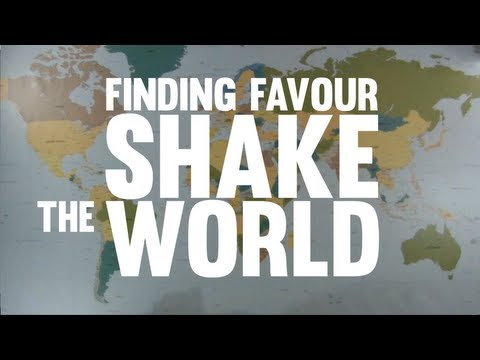 Finding Favour - Shake The World