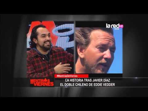 La historia de Javier Diaz: El doble de Eddie Vedder