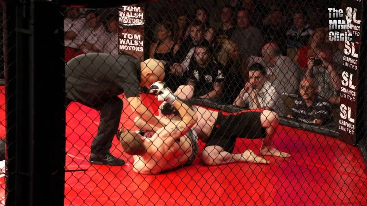 amateur mma fight pix