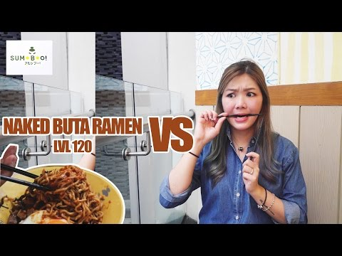 NAKED RAMEN LEVEL 120 || Sumoboo