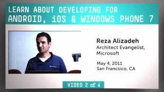 Windows Phone 7 development tutorials