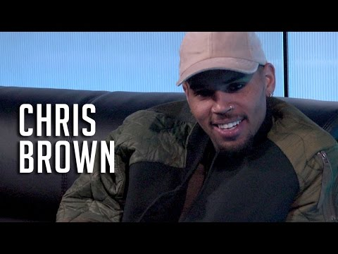 Chris Brown Talks Royalty The Album, Fatherhood, And Wishes Karrueche Well [Video]