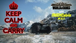 [Keep Calm and Carry] World of Tanks 戰車世界: 新系列!