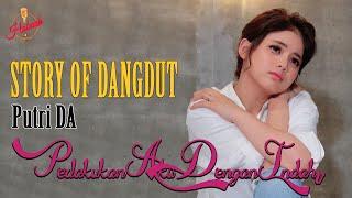 """Download lagu Aww curhat Putri DA minta di """"Perlakukan Aku Dengan Indah"""" ditujukan buat siapa?? Story Of Dangdut"""