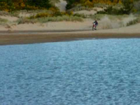 Dirt Bikes On Water SKI HYDROPLANE DIRT BIKE