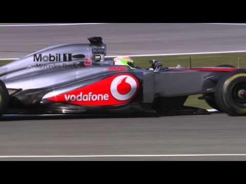 2013 Vodafone McLaren Mercedes: Sergio Perez