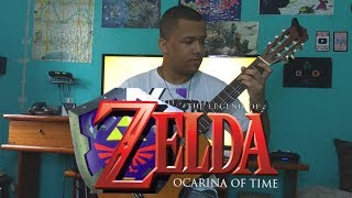The Legend of Zelda: Ocarina of Time - Zelda's Lullaby (Classical Guitar Cover) By Renan Augusto