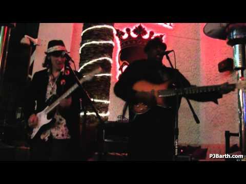Mustang Sally - PJ Barth Band live at Mario Barth's King Ink, The Mirage, Las Vegas