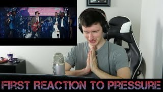 First Reaction To Muse Pressure