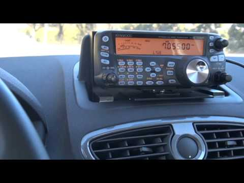 Kenwood TS 480 HX - Prove veicolari sui 7 Mhz
