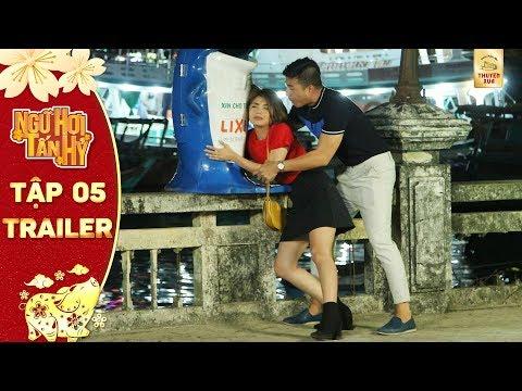 Phim Tết Ngũ Hợi Tấn Hỷ | Trailer tập 5: Lương Thế Thành có
