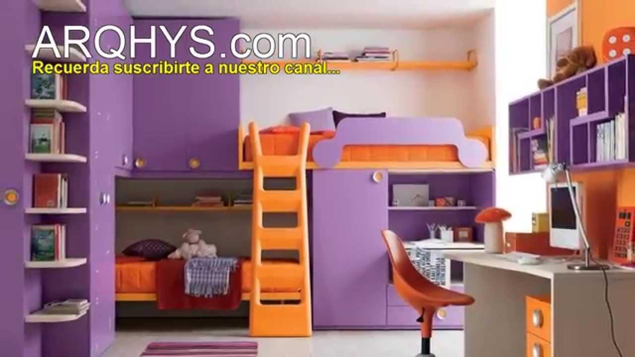 Qu colores elegir para decorar el dormitorio de una ni a - Dormitorio de bebe nina ...