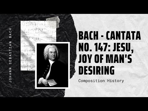 Бах Иоганн Себастьян - Jesu Joy Of Mans Desiring From Cantata No 147