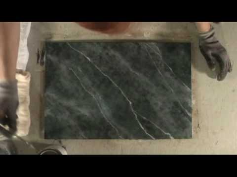 Green Marble Veining From Movie Paint Inc Youtube
