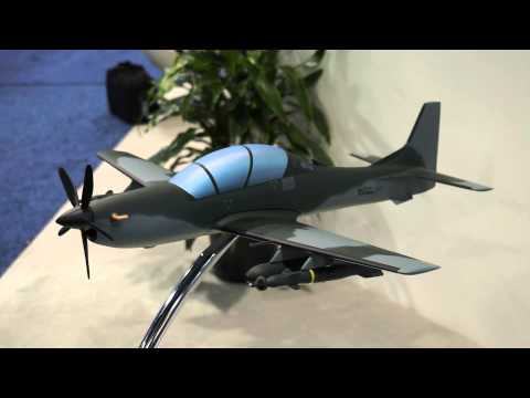 Embraer Targets Militaries Worldwide with These Planes