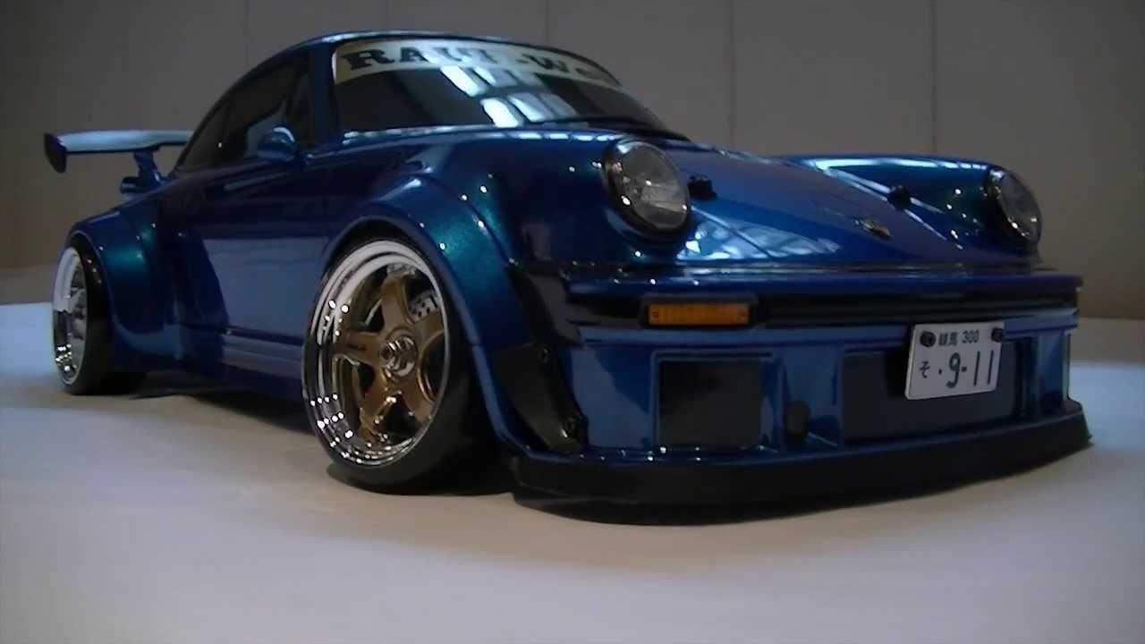 930 Turbo Rwb Porsche 930 Turbo Rwb 1:10