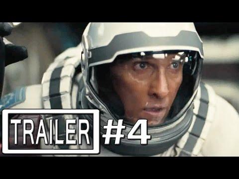Interstellar Trailer 4 Official - Matthew McConaughey
