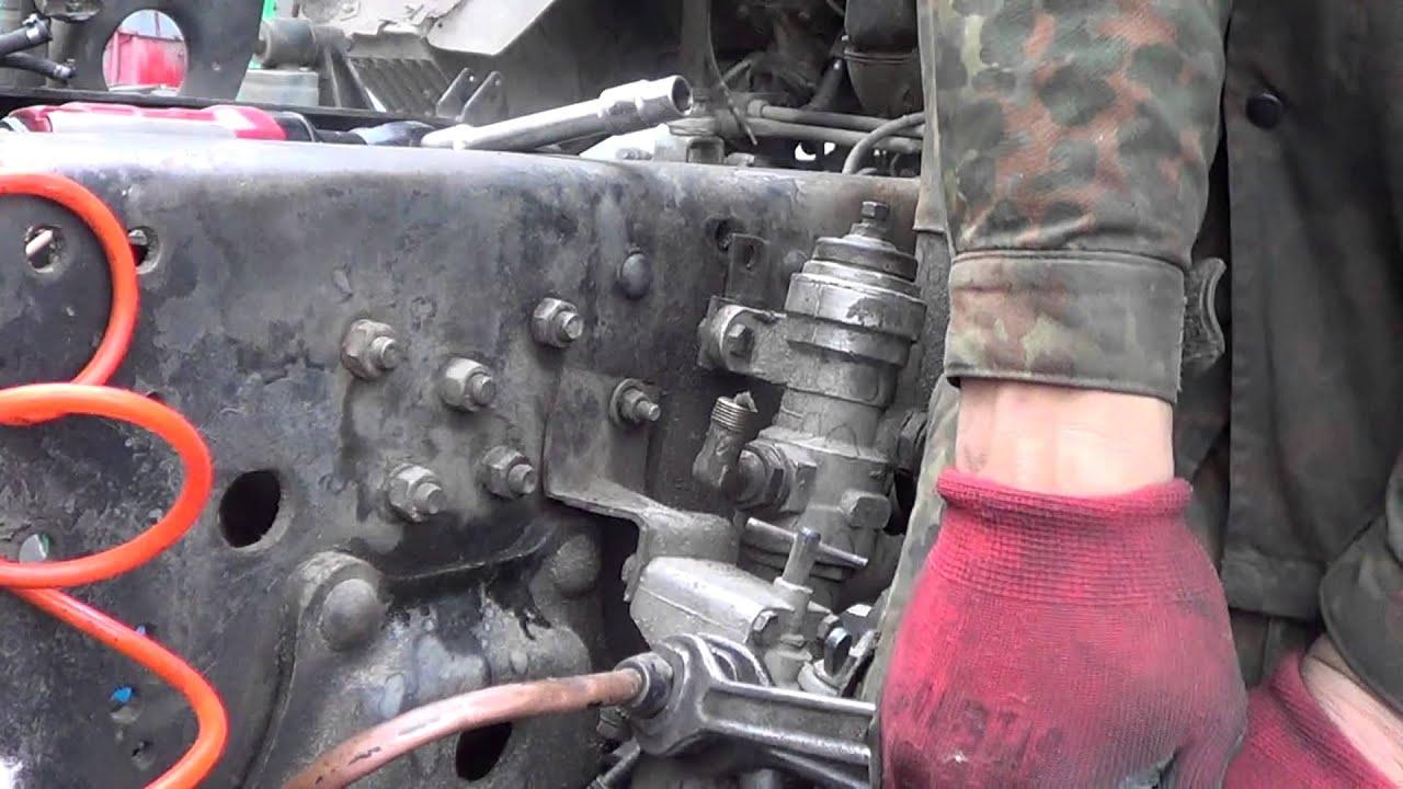 Устранение течи в двигателе своими руками