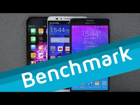 Benchmark: Galaxy Note 4 vs. iPhone 6 Plus vs. Ascend Mate 7 | AppDated