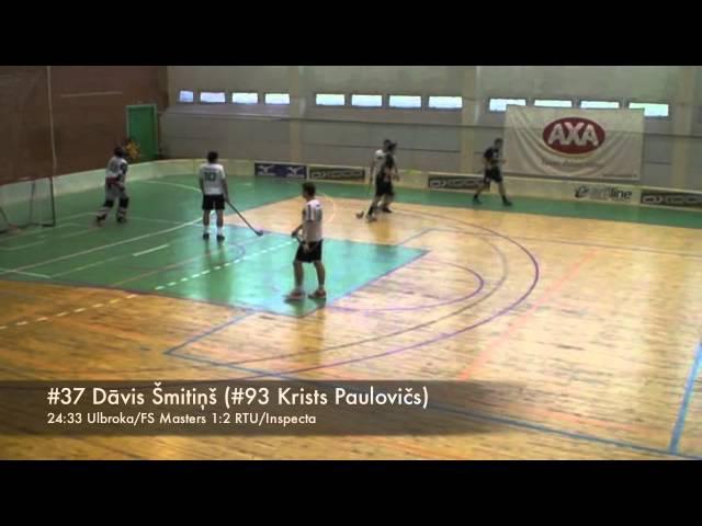 Ulbroka/FS Masters - RTU/Inspecta 21.10.2012 highlights