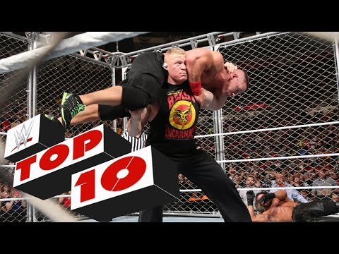 Top 10 Wwe Raw Moments: December 15, 2014 video